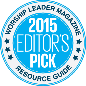 WorshipLeadersAWARD2015