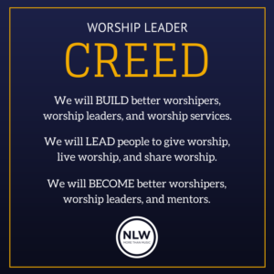 Worship Creed