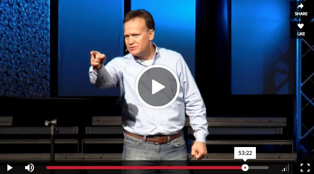 Dwayne Moore teaching on Daily Worship