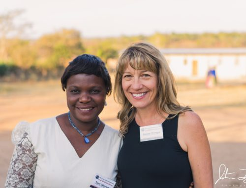 Meet Lucy, a Worship Leader in Zambia