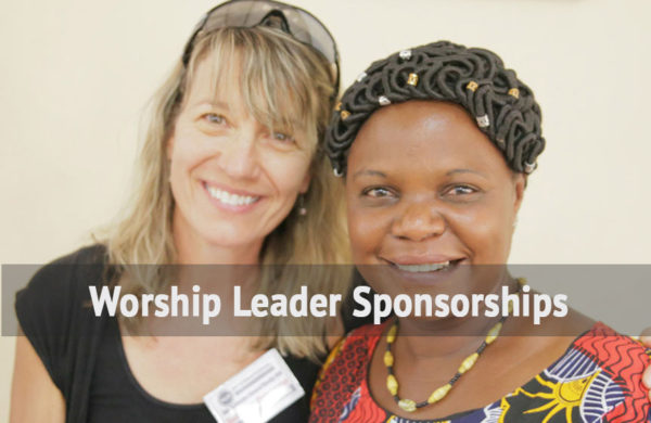 Worship Leader Sponsorships