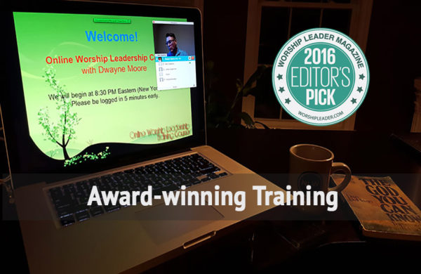 Award-winning Training