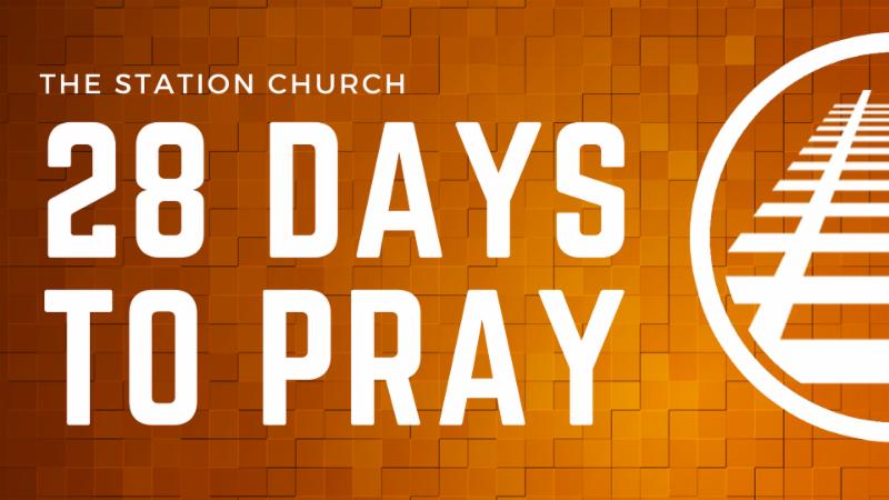 28 Days to Pray