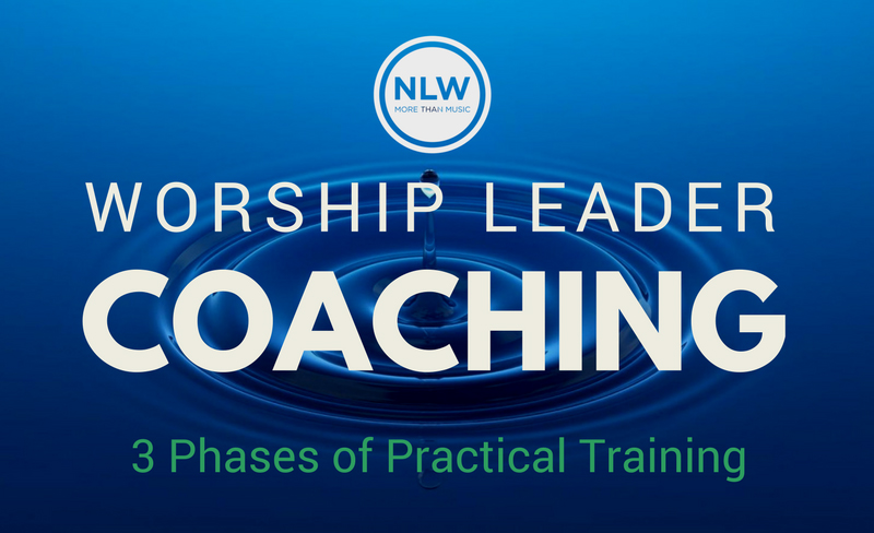 Worship Leader Coaching