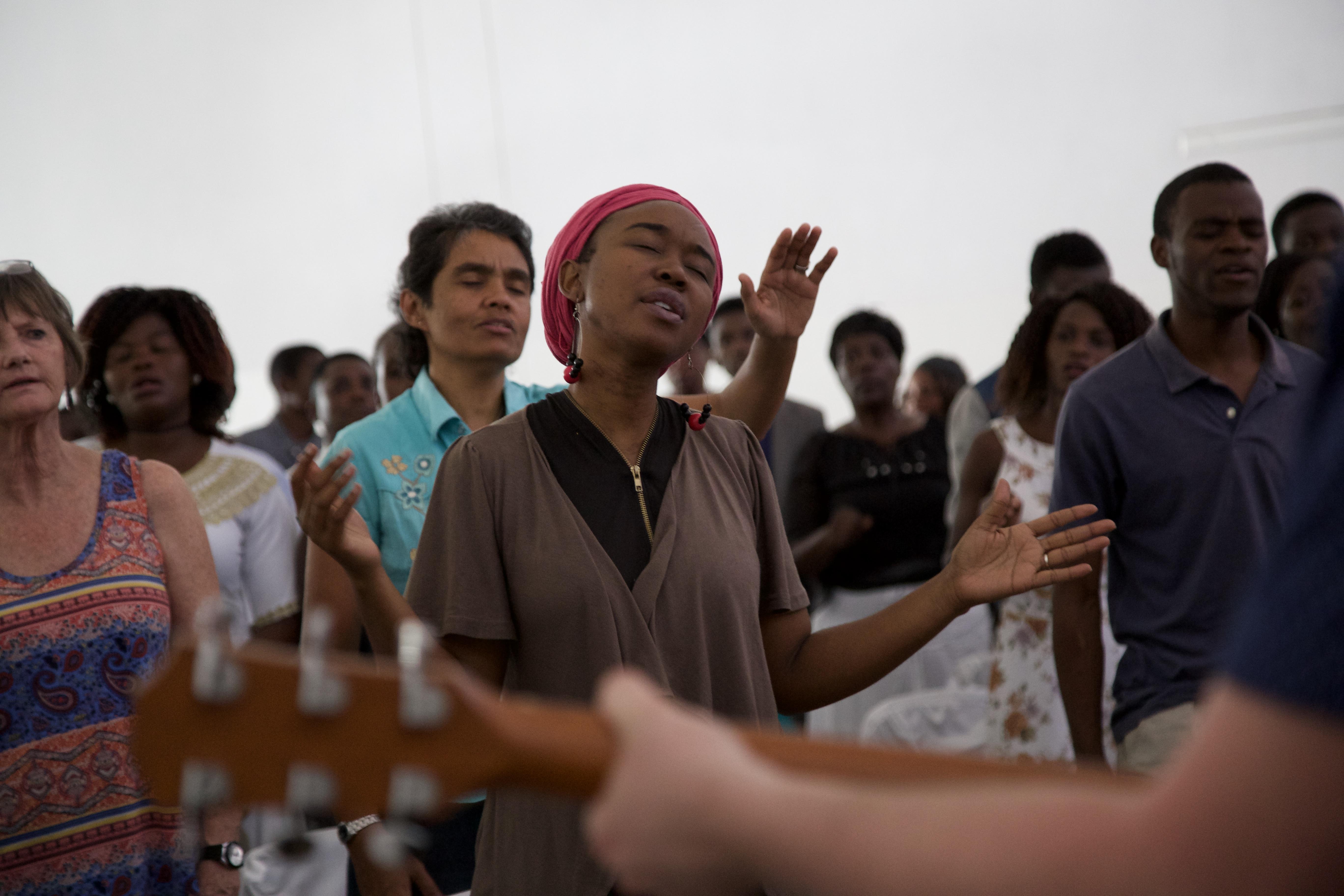Worship Training Tour