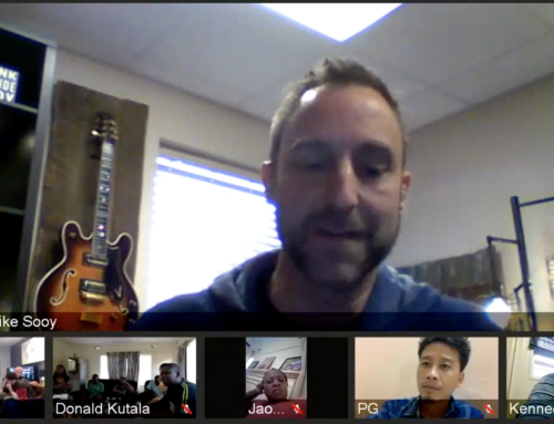 Leaders from 10 Nations Gather to Worship Online!