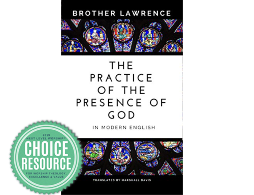 The Practice of the Presence of God: Author Interview