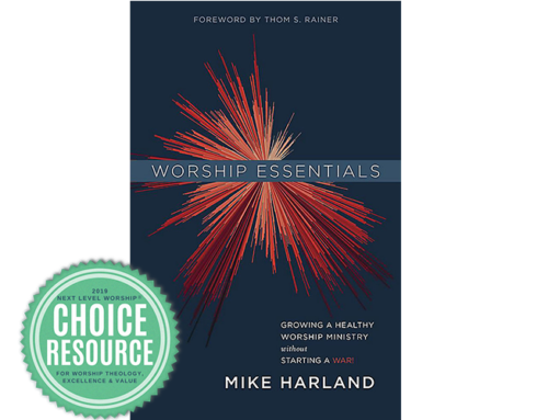 Worship Essentials: Interview with Mike Harland