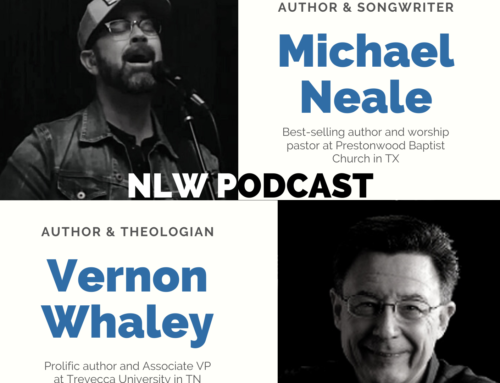 Episode 14: Interview with Michael Neale & Dr. Vernon Whaley, New Book, Discipleship of Worship Teams (podcast)