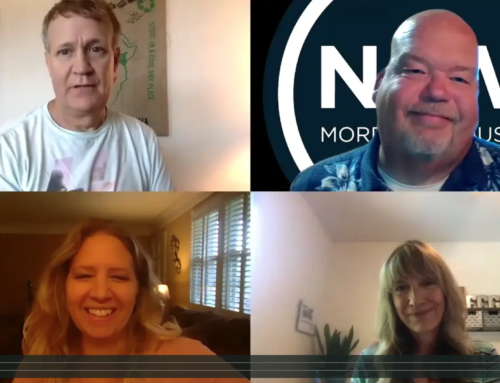 Finding Comfort in Your Crisis Authors Interview