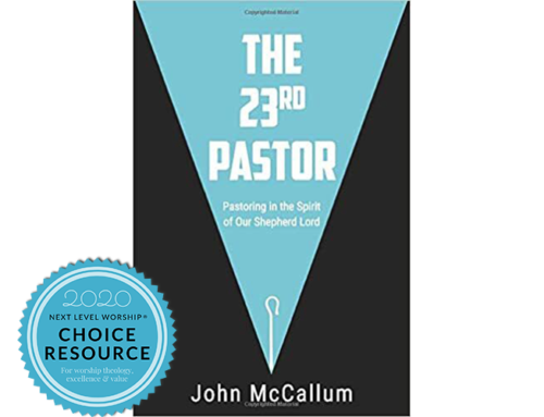 Book Review: The 23rd Pastor