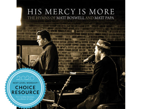 Album Review: His Mercy Is More