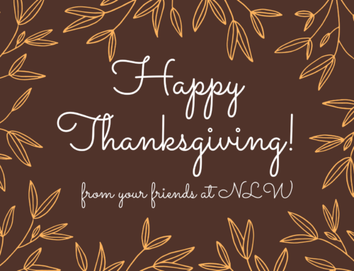 Happy Thanksgiving from NLW International!