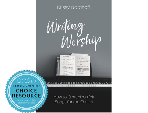 Book Review: Writing Worship