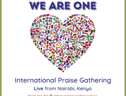International Praise Gathering: LIVE from Nairobi!