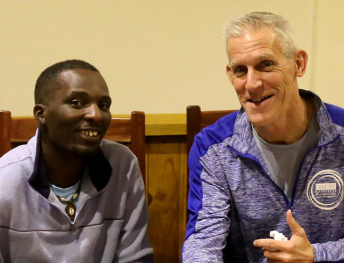 Worship Pastor Herb Armentrout on the Joy of Training African Leaders