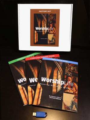 WorshipLife Pastors Kit small
